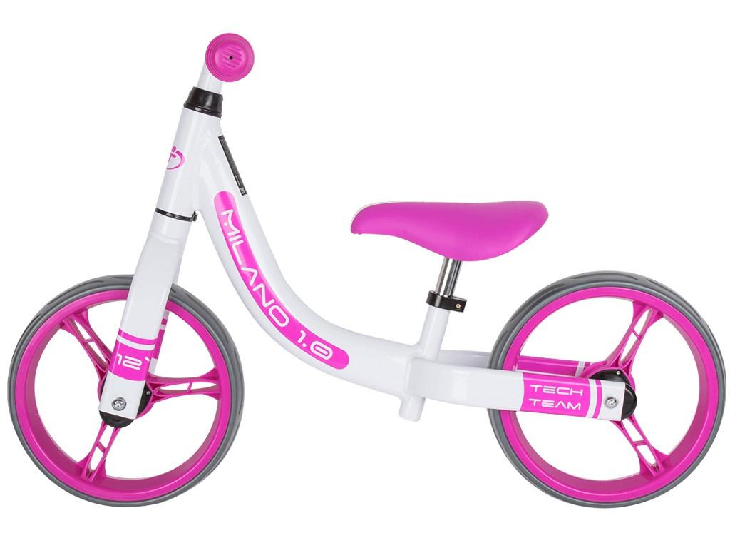 Беговел Tech Team Milano 1.0 2021 Pink