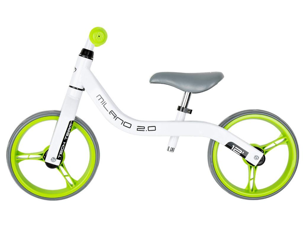Беговел Tech Team Milano 2.0 2021 Green