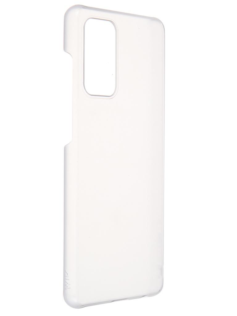 Чехол Wits для Samsung Galaxy A72 Premium Hard Transparent GP-FPA725WSATR