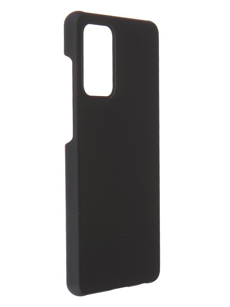 Чехол Wits для Samsung Galaxy A72 Premium Hard Black GP-FPA725WSABR