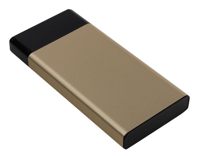 Внешний аккумулятор KS-is Power Bank KS-323 40000mAh Gold Выгодный набор + серт. 200Р!!!