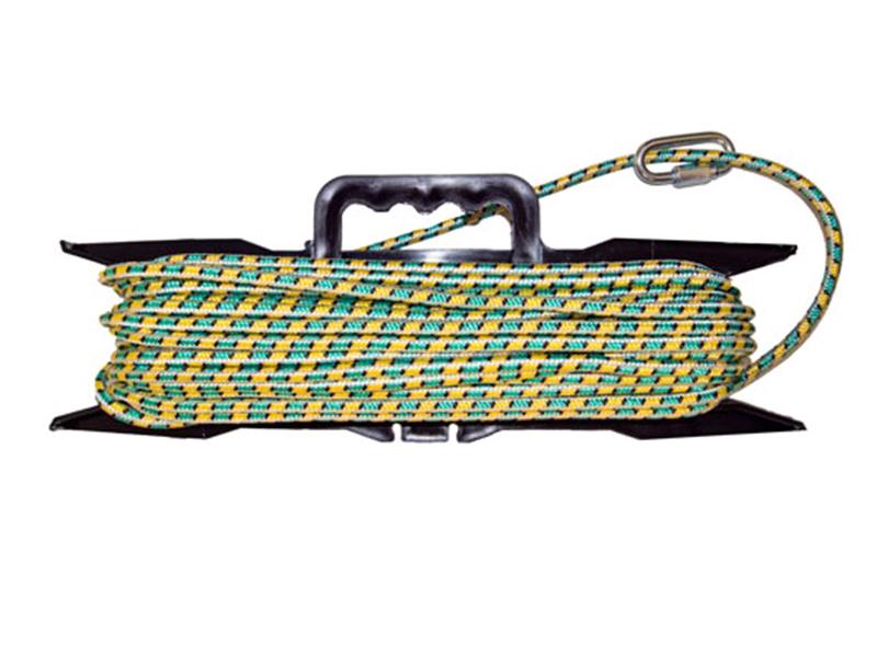 Якорная веревка Якорная намотка Эко 8мм 30м 0071353