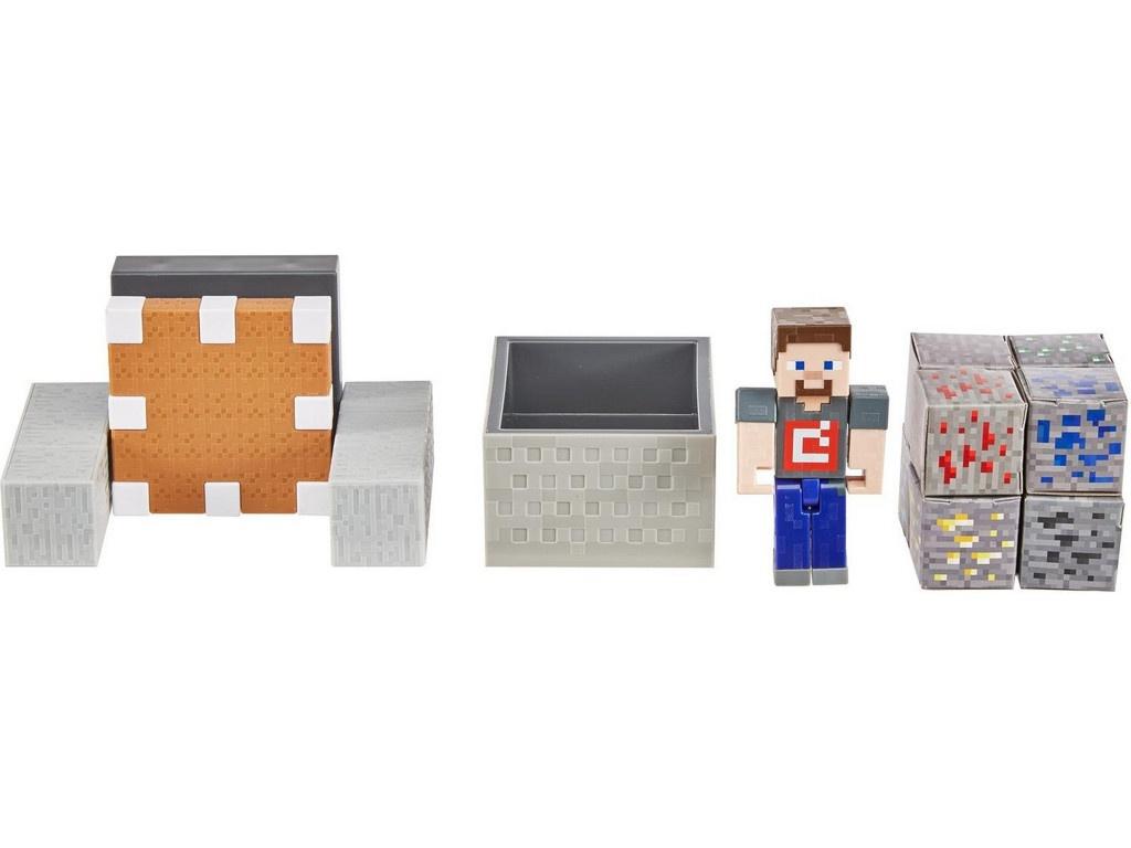 Набор разрушителя Mattel Minecraft GVL55