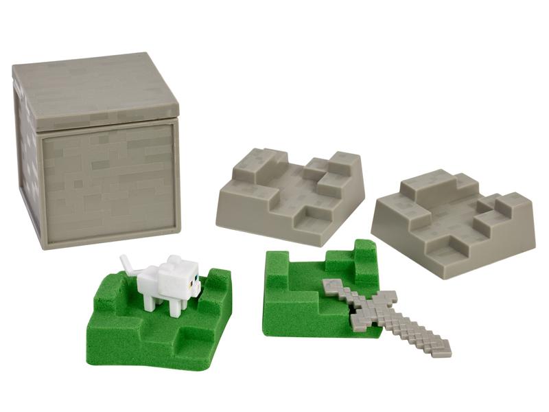 Фигурки-сюрпризы Mattel Minecraft GVL37