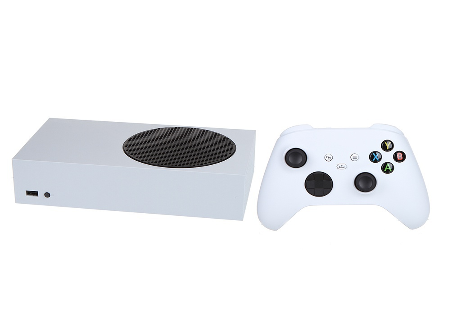 Игровая приставка Microsoft Xbox Series S 512Gb White RRS-00011 / RRS-00010 Выгодный набор + серт. 200Р!!!