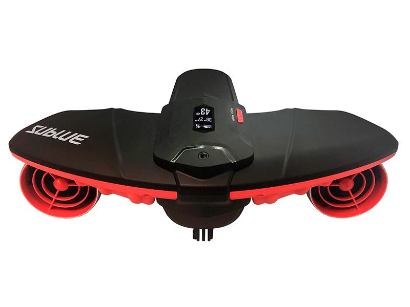 Подводный скутер Sublue Navbow SeaBow 158Wh Flame Red