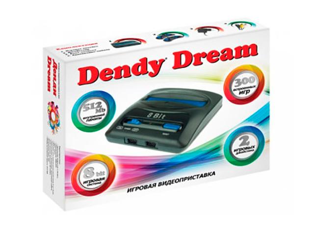 Фото - Игровая приставка Dendy Dream 300 игр игровая приставка dendy dream 300 игр