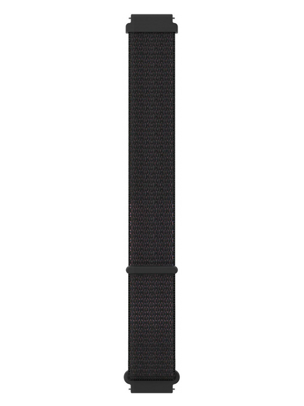 Аксессуар Ремешок для Polar Wrist Band 20mm Hook&Loop M-L Black 91081807