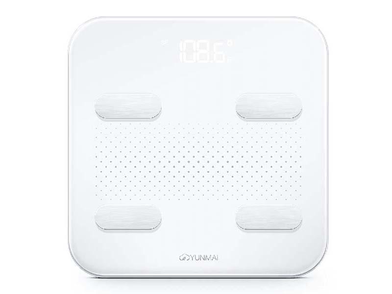 Весы напольные Xiaomi Yunmai S M1805 White