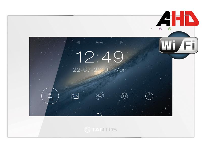 Видеодомофон Tantos Marilyn HD Wi-Fi White