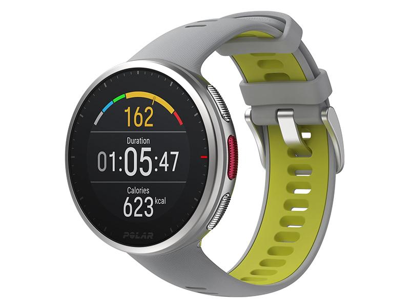 Часы Polar Vantage V2 Gen M/L Grey-Lime 90083651