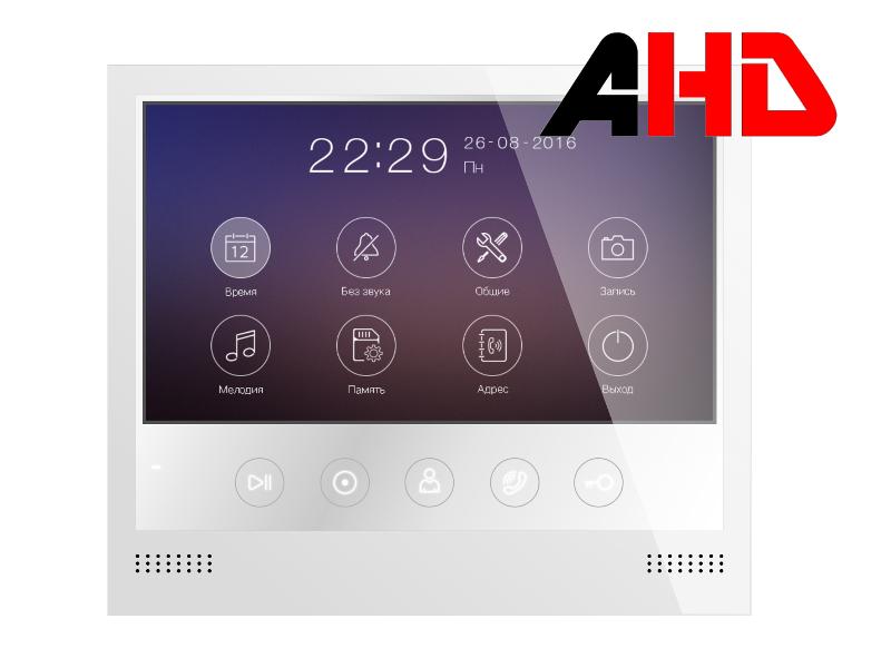 Видеодомофон Tantos Selina HD M (VZ / XL) White