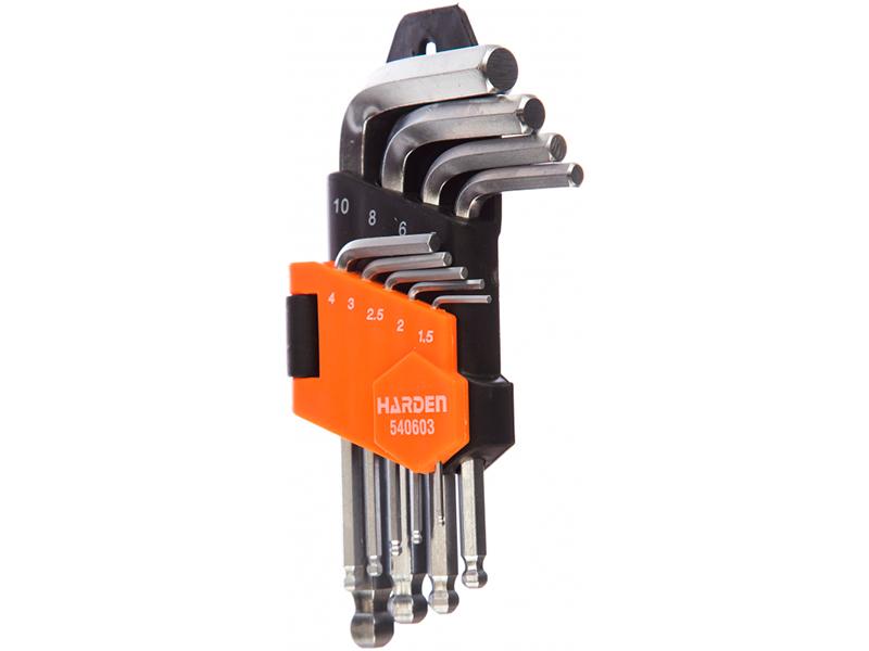 Набор ключей Harden 540603