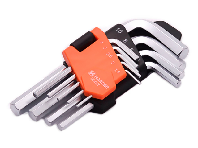 Набор ключей Harden 540602