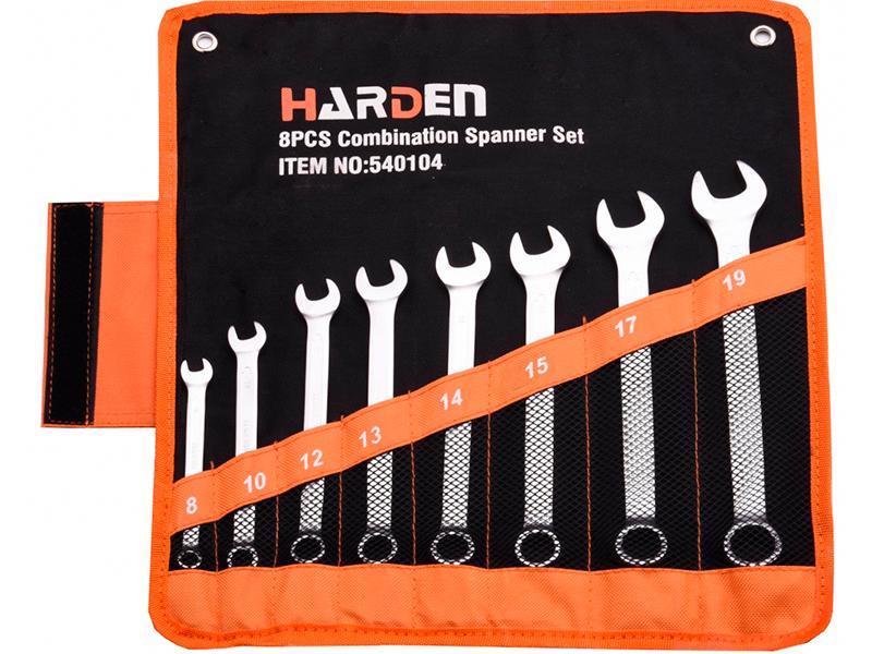 Набор ключей Harden 540104