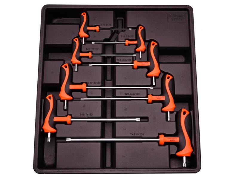 Набор ключей Harden 520657