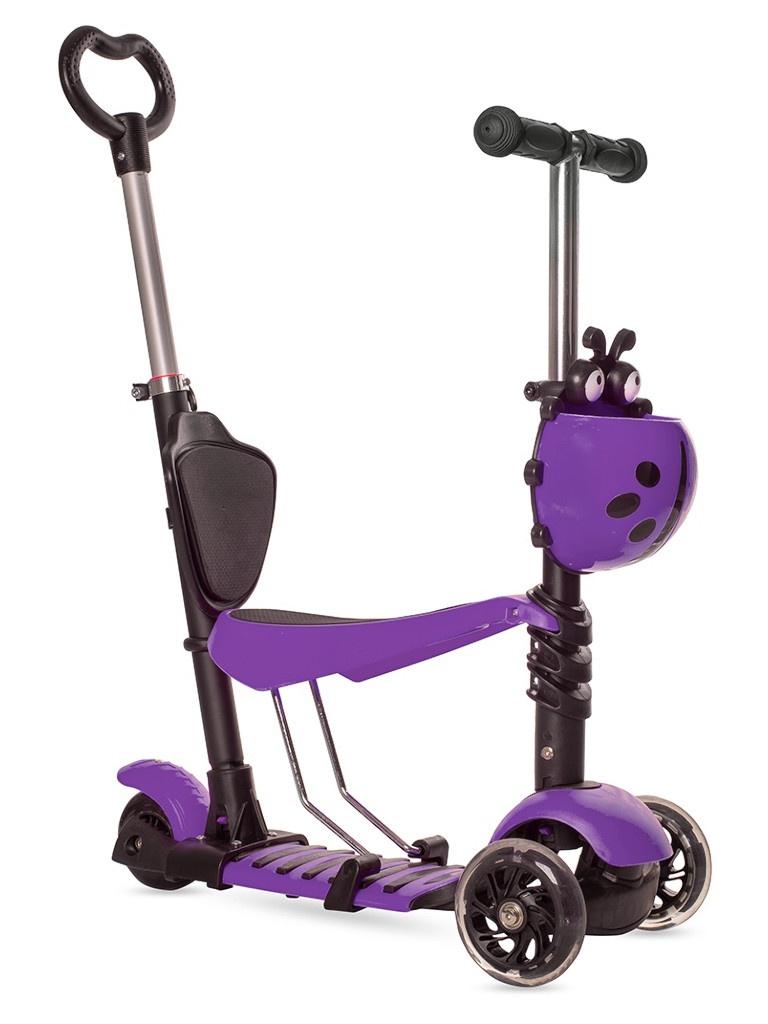 Самокат Black Aqua MG023D Purple