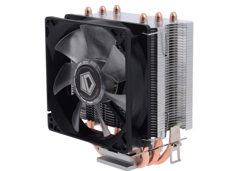 Кулер ID-Cooling SE-903-R V2 (Intel LGA1151/1150/1155/1156/775/AMD FM2+/FM2/FM1/AM3+/AM3/AM2+/AM2)