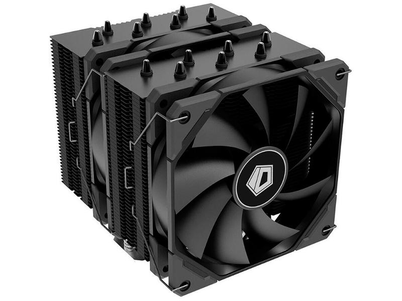 Кулер ID-Cooling SE-207 XT Black (Intel LGA2066 Square ILM/LGA2011-3 ILM/ LGA2011 LGA1200/LGA1151/LGA1150/LGA1155/LGA1156)