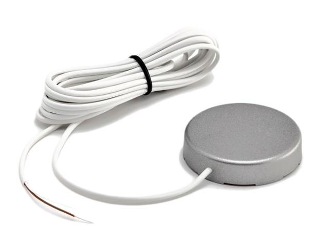 Система контроля протечки воды Датчик Gidrolock WSP 2 10m Silver