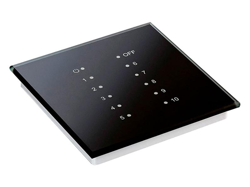Радиоприемник Gidrolock 9005 New 12 LED с фишкой D.2.04.9005.1