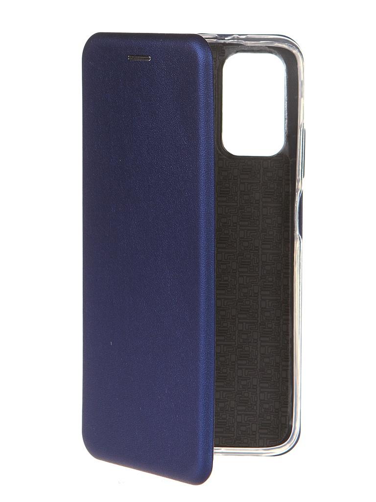 Чехол Zibelino для Xiaomi Poco M3 Book Black ZB-XIA-M3-BLU