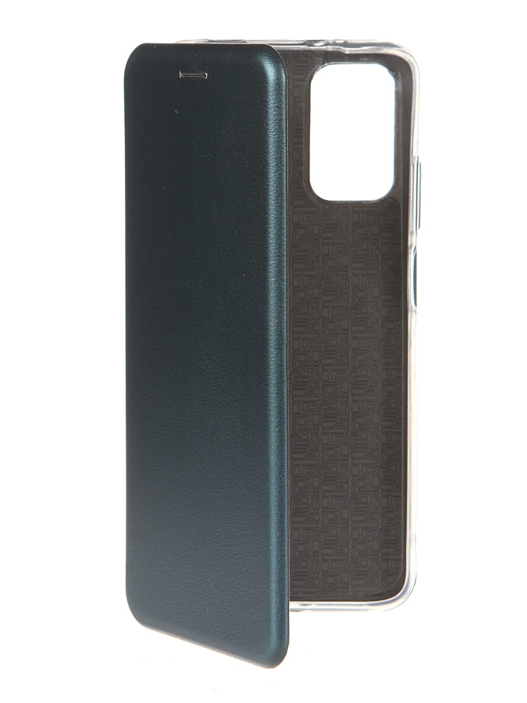Чехол Zibelino для Xiaomi Poco M3 Book Emerald ZB-XIA-M3-DGRN