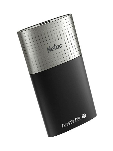 Фото - Твердотельный накопитель Netac Z9 1Tb NT01Z9-001T-32BK твердотельный накопитель ssd external netac 250gb z slim usb3 2 up to 520 480mbs 100х29 5х9mm aluminium