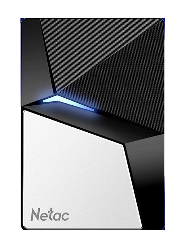 Фото - Твердотельный накопитель Netac Z7S 960Gb NT01Z7S-960G-32BK твердотельный накопитель ssd external netac 250gb z slim usb3 2 up to 520 480mbs 100х29 5х9mm aluminium