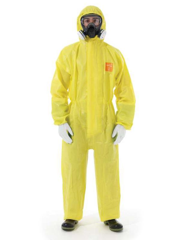 Комбинезон Ansell AlphaTec 3000 размер М Yellow 112-0283-01