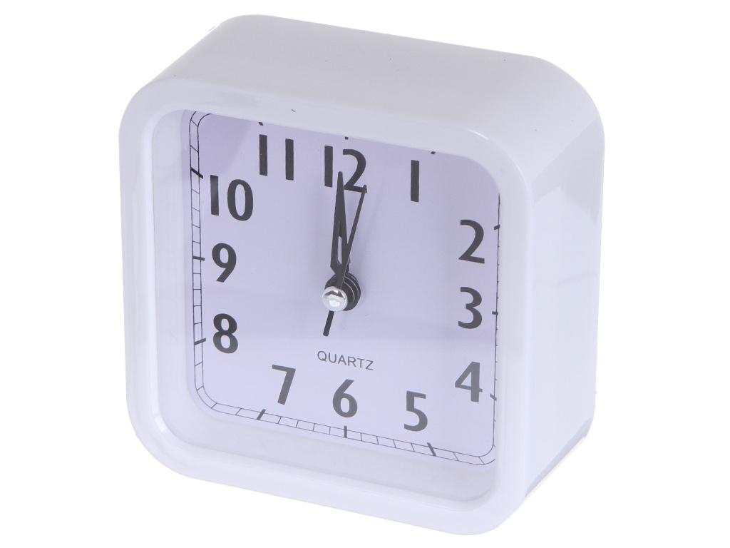 Часы Perfeo Quartz PF-TC-019 White PF_C3164
