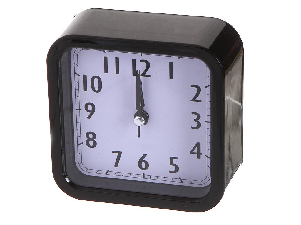 Часы Perfeo Quartz PF-TC-019 Black PF_C3165
