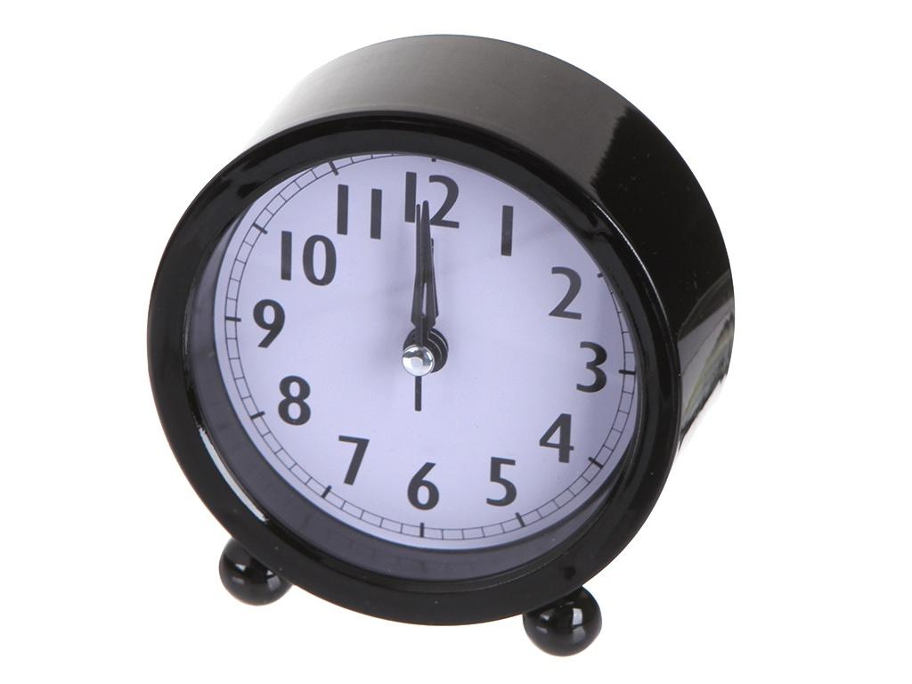 Часы Perfeo Quartz PF-TC-020 Black PF_C3170