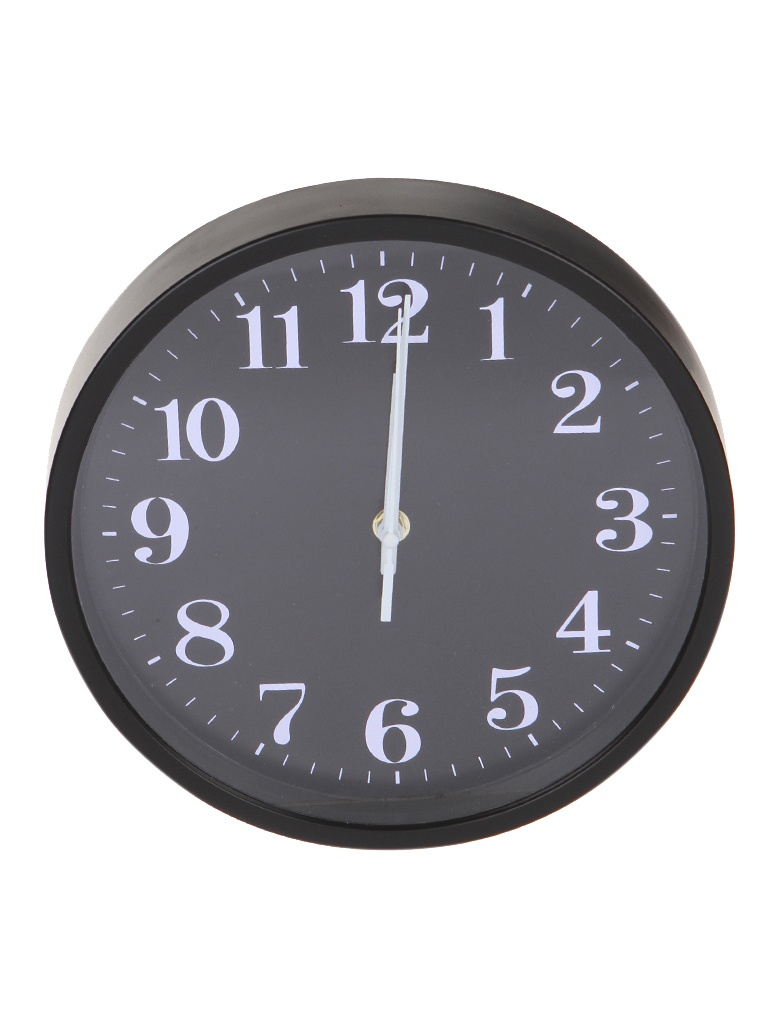 Часы Perfeo PF-WC-002 Black-Black PF_C3059