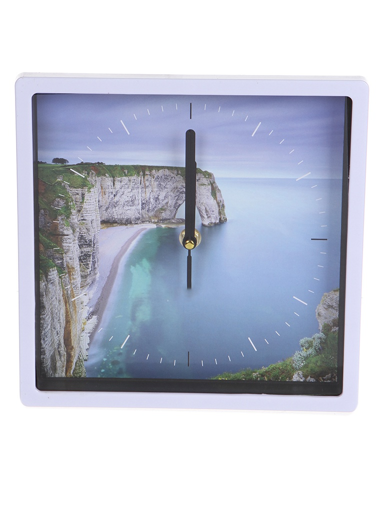 Часы Perfeo PF-WC-005 White-Sea bay PF_C3070