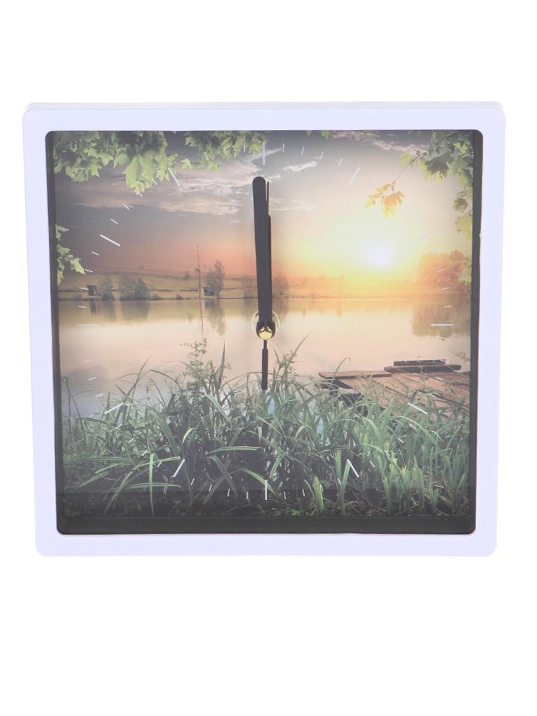 Часы Perfeo PF-WC-005 White-Lake PF_C3069