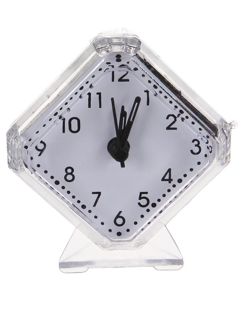 Часы Perfeo Quartz PF-TC-002 White PF_C3090