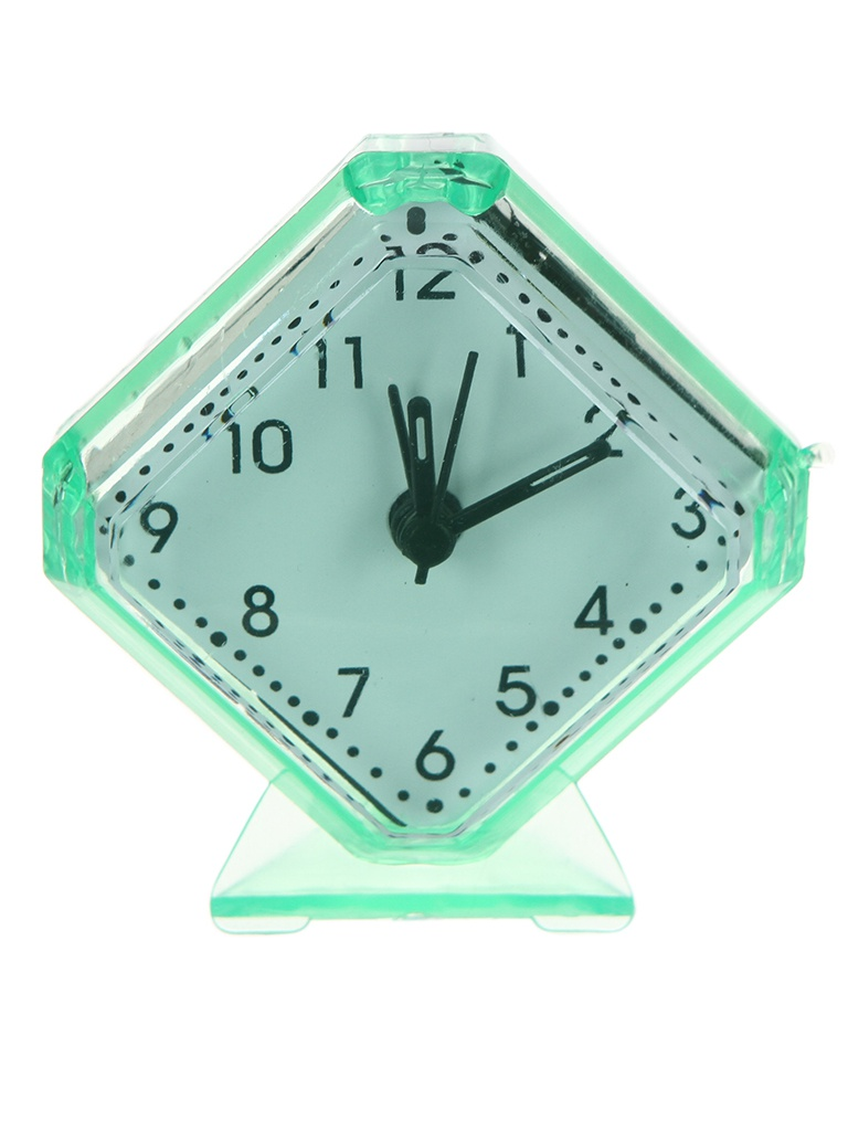 Часы Perfeo Quartz PF-TC-002 Green PF_C3093 фонарь perfeo pf a4420