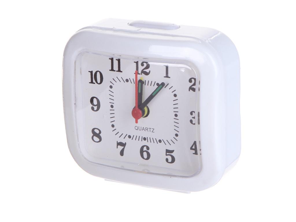 Часы Perfeo Quartz PF-TC-004 White PF_C3097