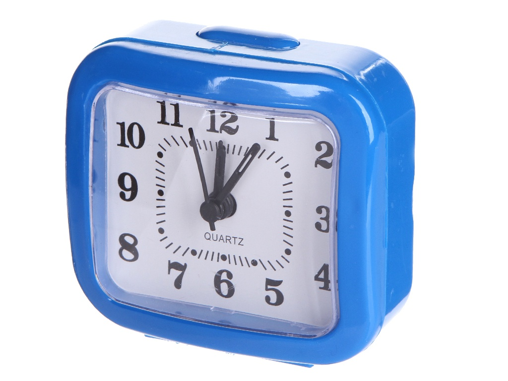 Часы Perfeo Quartz PF-TC-004 Blue PF_C3099