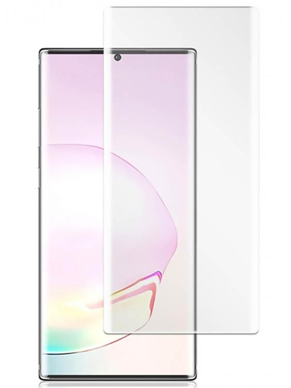 Защитное стекло Vmax для Samsung Galaxy Note 20 Ultra 3D Hot Bending Glass Edge Glue V-042147