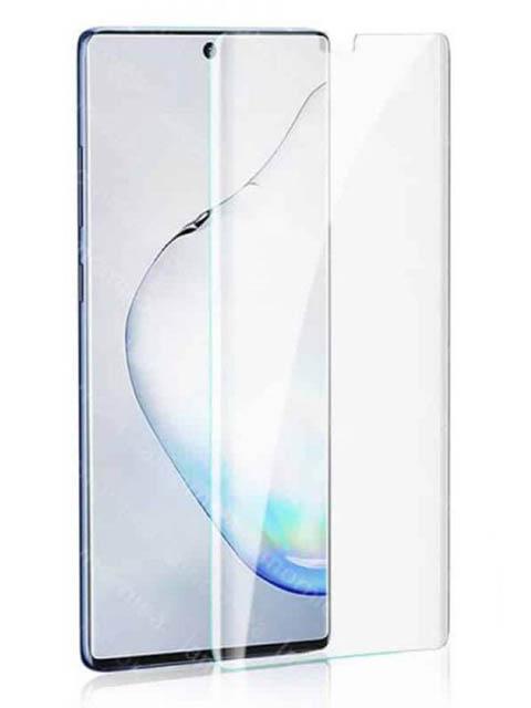 Защитное стекло Vmax для Samsung Galaxy S20 Plus 3D Hot Bending Glass Edge Glue V-042017