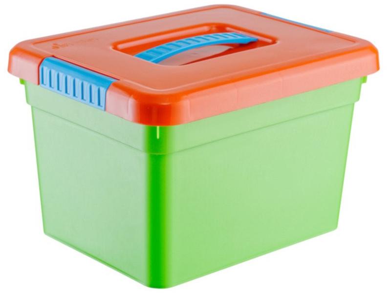 Ящик с ручкой FunBox Kids Box 5L FB5030