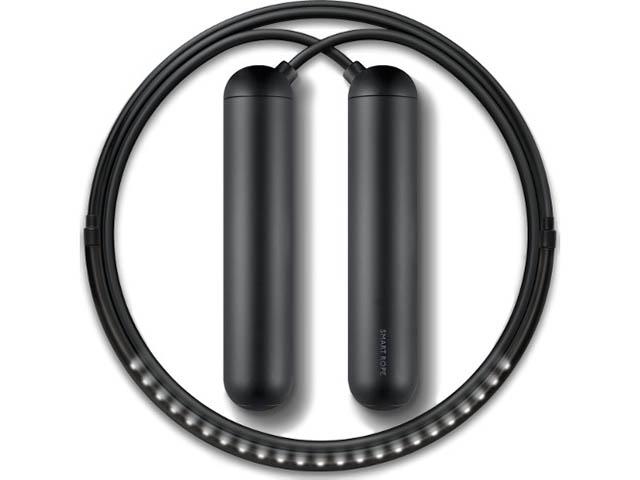 Умная скакалка Smart Rope Bluetooth Размер M 258cm Black 8809314061842