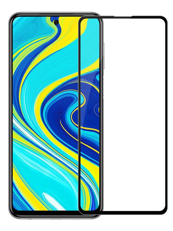 Защитное стекло Mietubl для Xiaomi Note 9 Pro / Max 9S 2.5D Full Glue Black M-835286