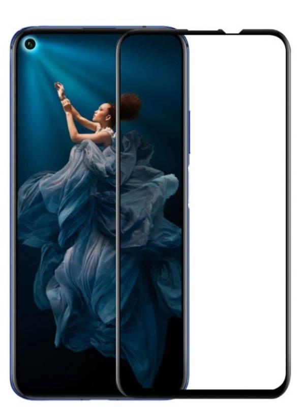 Защитное стекло Mietubl для Honor 20 / Pro/ Nova 5T 5i Pro 2.5D Full Glue Black M-595064