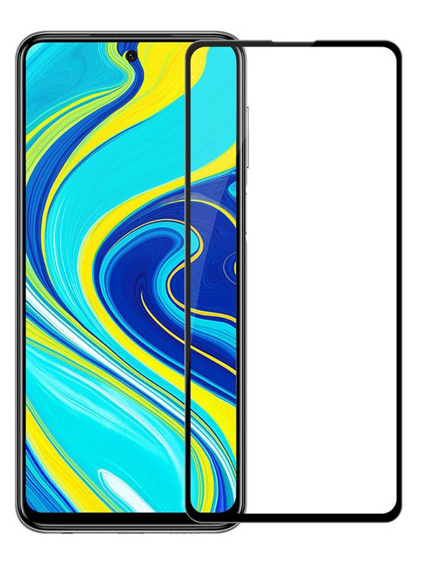 Защитное стекло Vmax для Xiaomi Redmi Note 9 / 10X 2.5D Full Glue V-697031