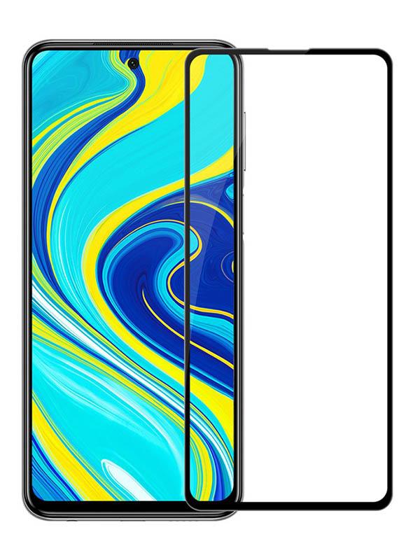 Защитное стекло Vmax для Xiaomi Redmi Note 9 Pro / Max 9S 2.5D Full Glue V-697048