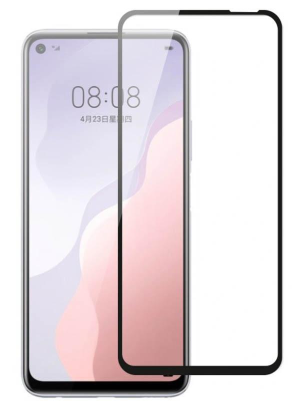 Защитное стекло Mietubl для Huawei Nova 7 / 7SE Honor 30 30S P40 Lite 5G 2.5D Full Glue Black M-835484