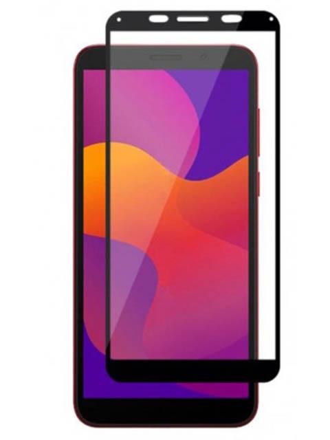 Защитное стекло Mietubl для Huawei Y5P / Honor 9S 2.5D Full Glue Black M-835491